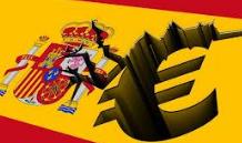 bendera spanyol dan euro