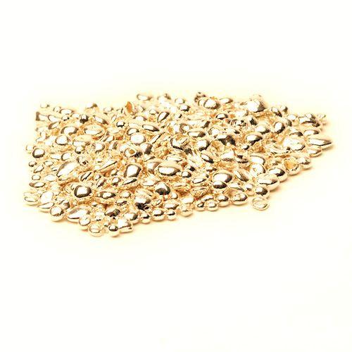 9 Carat yellow granules