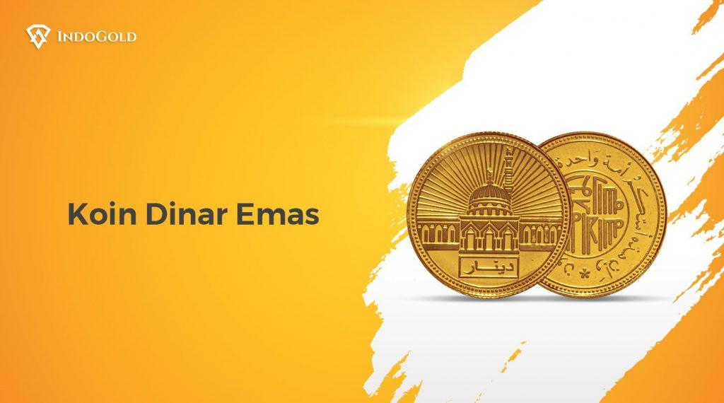 gold coin dinar