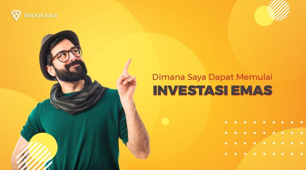 Investasi emas IndoGold
