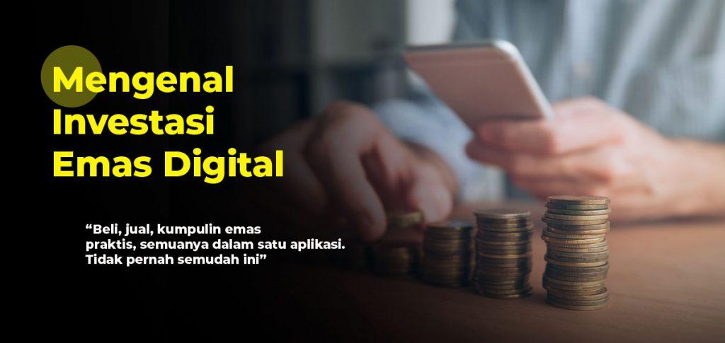 Apa itu emas digital. Apakah aman berinvestasi emas digital di IndoGold