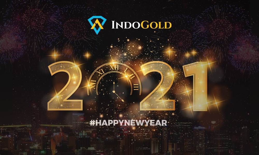 indogold new year 2021
